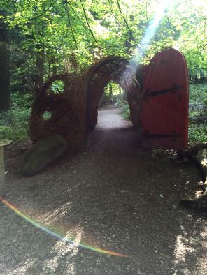 Fairy Village Entrance