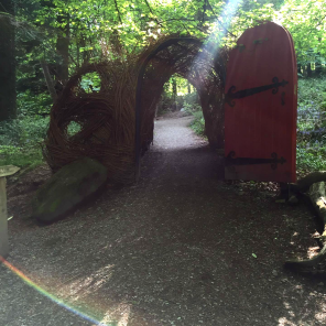 Fairy Village Entrance