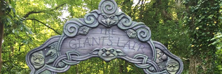 Giants Lair entrance
