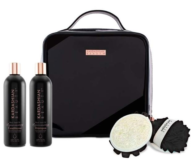 Kardashian Hair Care Set