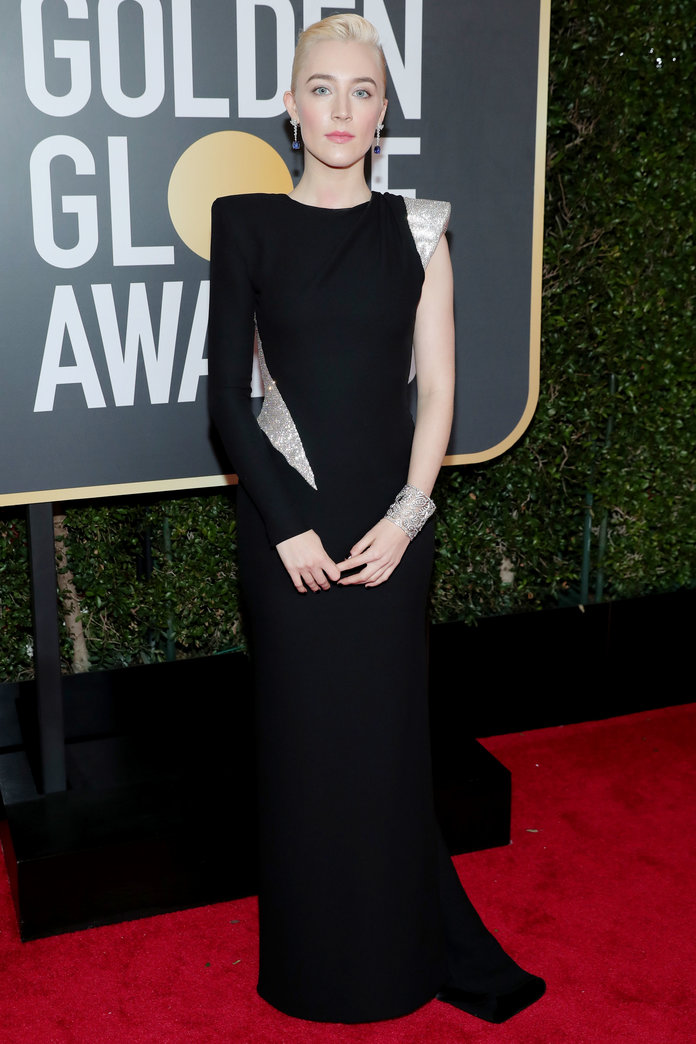 "NBC's ""75th Annual Golden Globe Awards"" - Red Carpet Arrivals"