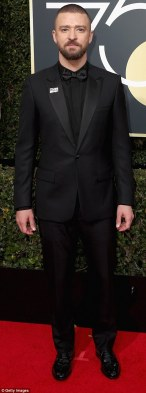 Justin Timberlake in Dior Homme
