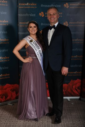 The Louth Rose Aoife Heffron pictured with Daithi O'Se. Photo By Domnick Walsh © Eye Focus LTD - www.dwalshphoto.ie Tralee Co Kerry Ireland Mobile Phone : 00353 87 26 72 033 Land Line : 00 353 66 71 22 981 E/mail : info@dwalshphoto.ie WEB Site : www.dwalshphoto.ie